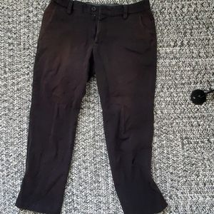 Dockers black work pants